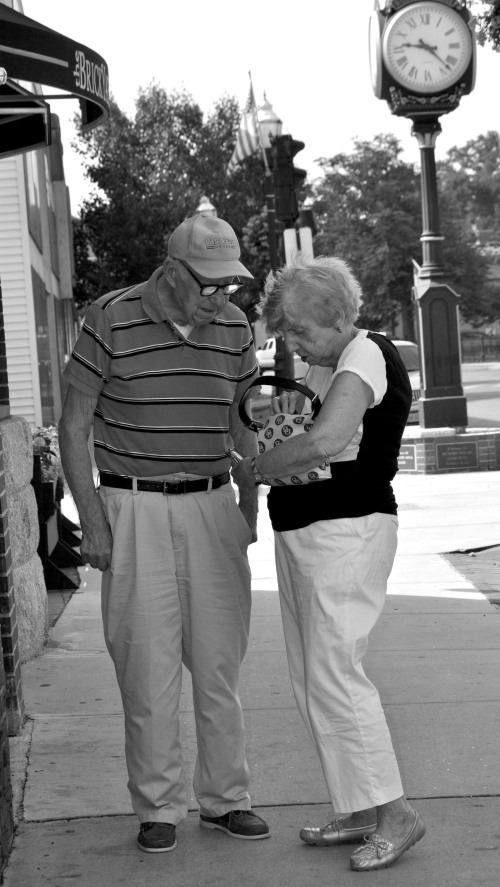 Pandit's Old Couple