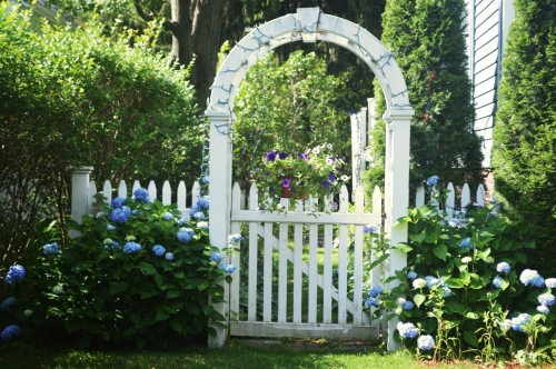 The Garden Gate Dayma